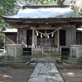写真: 静神社