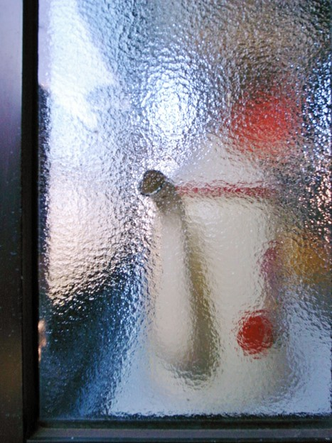 窓際のポットちゃん