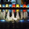 噴水広場の『絆と交流のゾーン』