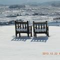 写真: 冬のワイナリーN0367
