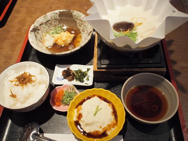 豆腐料理@嵐山20130911_02