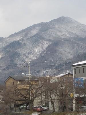 雪の比叡山 2