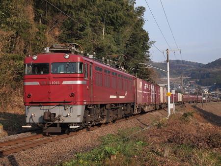 ED76 日豊本線貨物