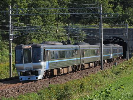 785系 スーパーカムイ(函館本線 近文~伊納)