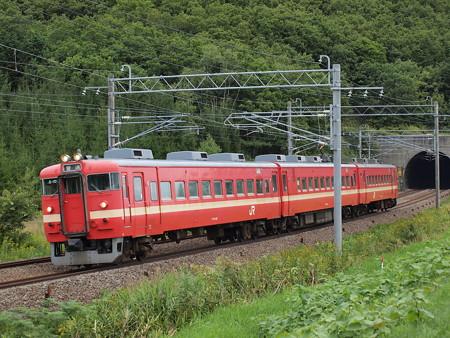 711系函館本線