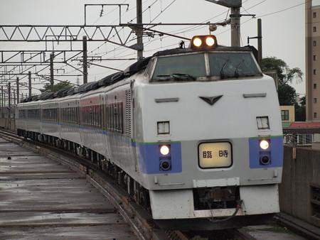 キハ183系 千歳駅