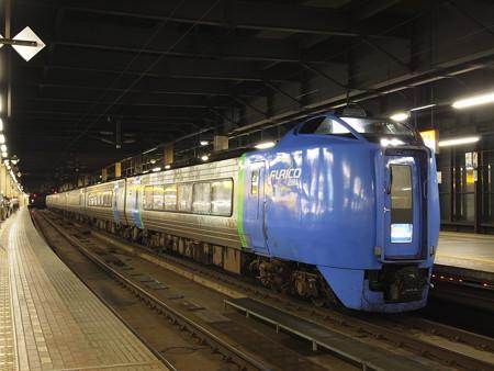 キハ281系スーパー北斗 札幌駅