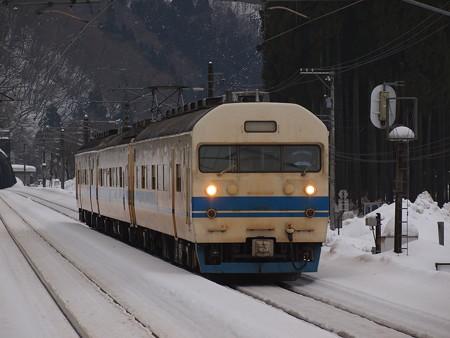 419系 南今庄駅