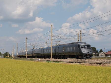 787系リレーつばめ(鹿児島本線瀬高~南瀬高)