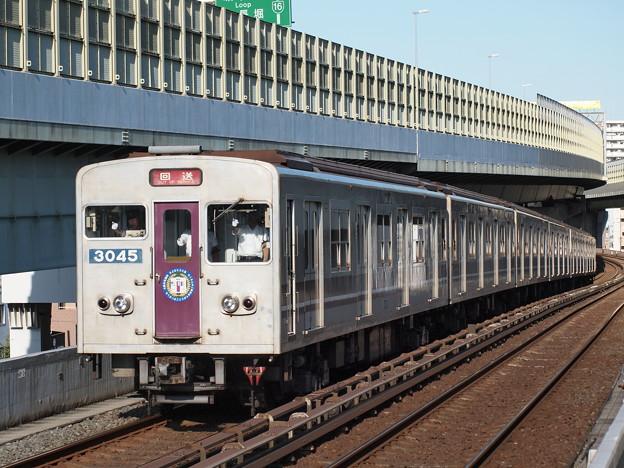 大阪市営地下鉄30系 ラストラン後追い 地下鉄中央線弁天町駅