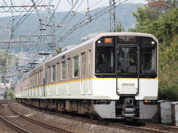 近鉄5820系 近鉄大阪線関屋~二上S字カーブ