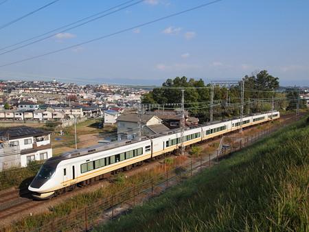 近鉄21020系名阪甲特急 アーバンライナーnext 近鉄大阪線関屋~二上