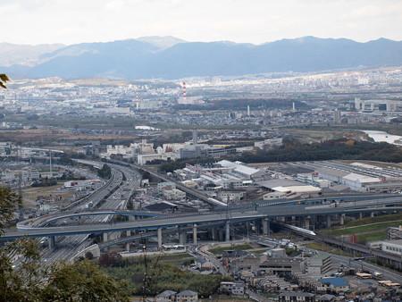 N700系のぞみ 東海道新幹線京都~新大阪4