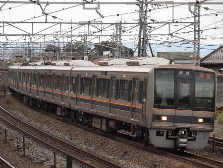 207系普通 東海道本線山崎~島本