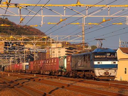 EF210 貨物 東海道本線山崎~島本