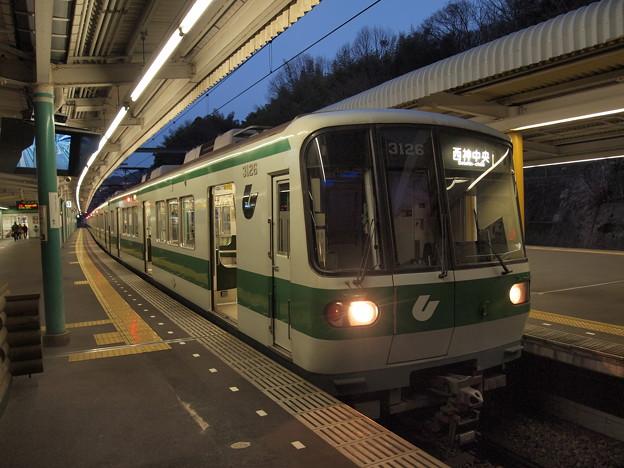 神戸市営地下鉄3000系 北神急行...