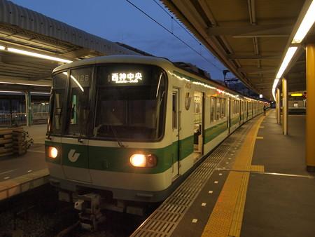 神戸市営地下鉄3000系 北神急行谷上駅