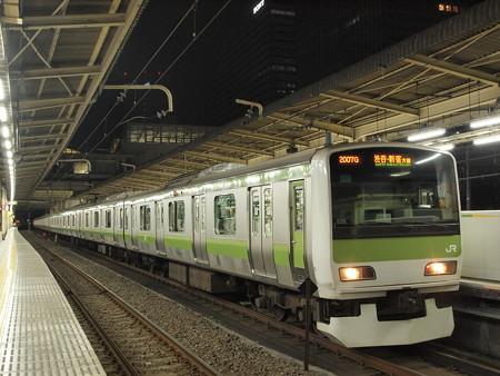E231系 山手線大崎駅