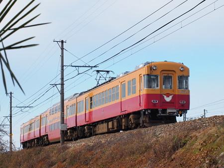 富山地鉄10030系京阪復刻車 特急うなづき 富山地方本線西魚津~越中中村