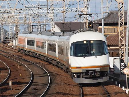 近鉄21000系名阪甲特急 アーバンライナー 近鉄名古屋線近鉄富田駅