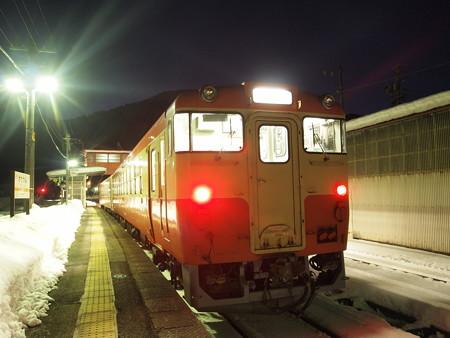 キハ40エセ国鉄色 高山本線