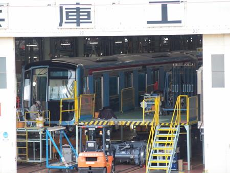 大阪市営地下鉄30000系 川重