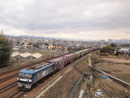 EF210貨物 東海道本線名神クロス