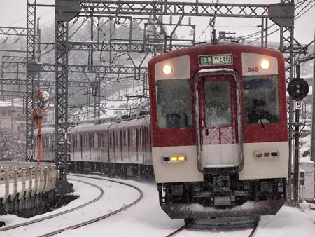 近鉄1400系区間準急 近鉄大阪線大阪教育大前~関屋