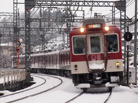 近鉄2600系急行 近鉄大阪線大阪教育大前~関屋2