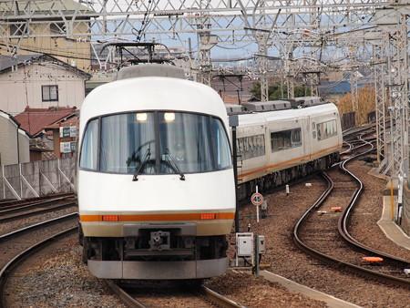 近鉄21000系名阪甲特急 アーバンライナーplus 近鉄大阪線大和八木駅