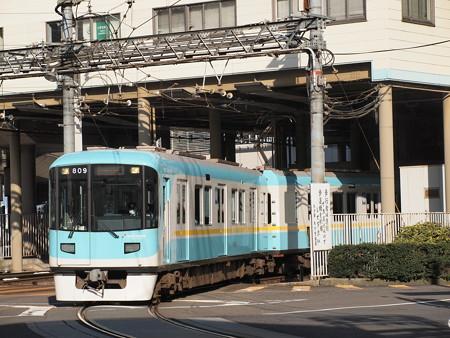 京阪800系普通 京阪京津線浜大津~上栄町4