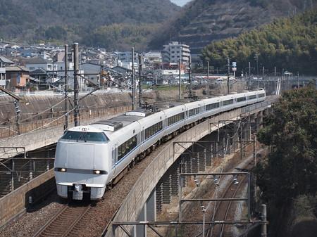 683系特急サンダーバード 湖西線大津京~山科