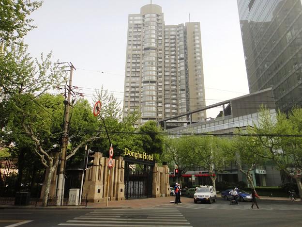 淮海路 東湖ホテル