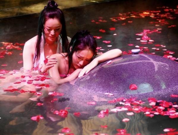 写真: 美人キャスター・リウ・イェン(柳岩)6