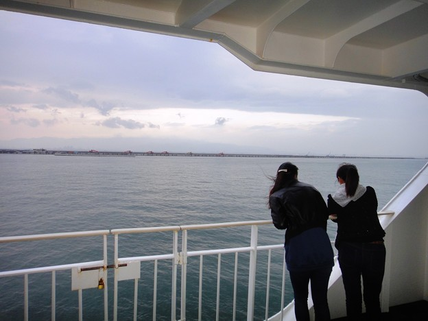 新鑑真 船内から日本を見る中国人研修生