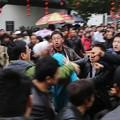 Photos: 紹興 魯迅故宮で旅行客の喧嘩 (3)