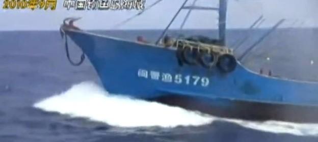 2010年尖閣中国漁船海保衝突事件 (2)