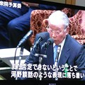 Photos: 石原元官房副長官国会参考人招致4