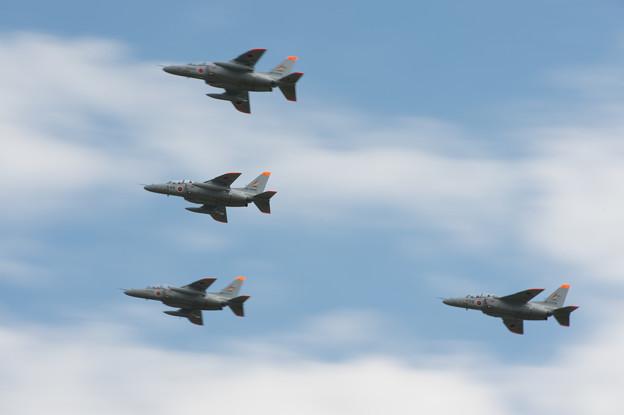 入間航空祭 2012 - シルバーインパルス