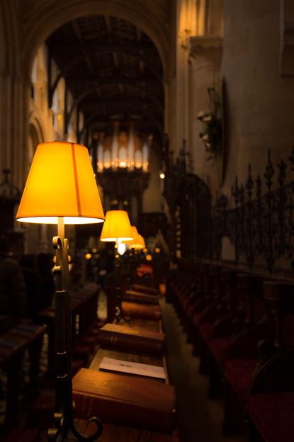 Day 6: Cathedral of Christ Church, Oxford - クライスト・チャーチの大聖堂