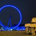 Day 6: London eye - ロンドン アイ