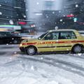 Photos: 雪だ!急げ!!
