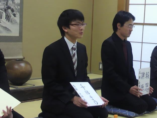 フォト蔵永瀬ボーイは「千日手0」(会場爆笑)アルバム: モバツイ (6819)写真データフォト蔵ツイート