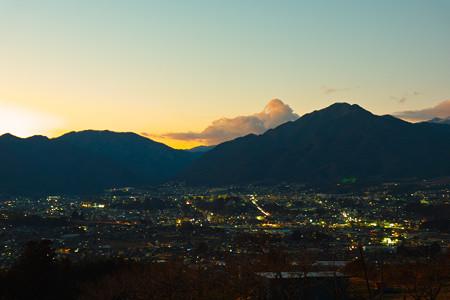 飯田市遠景III
