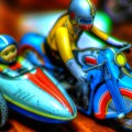 Photos: ブリキのbikeHDR_compressed