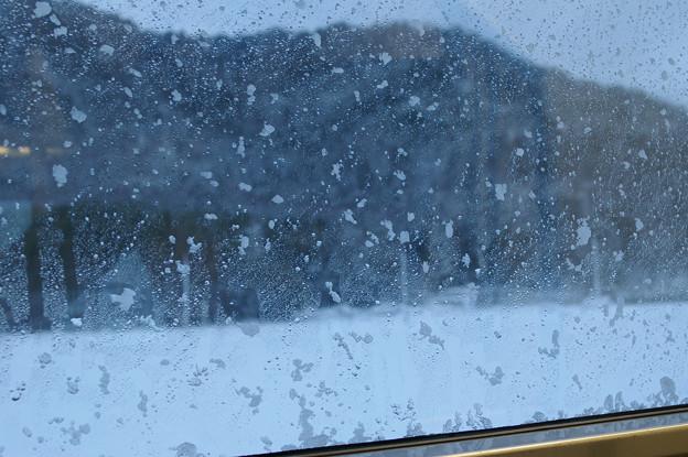 車窓から見る世界