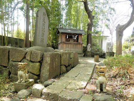 粕谷八幡神社-05御所神社a御大典記念碑(L)