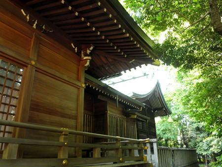 布多天神社-06拝殿c_本殿
