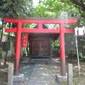 伊豆美神社(狛江)-05d福徳稲荷神社・諏訪神社