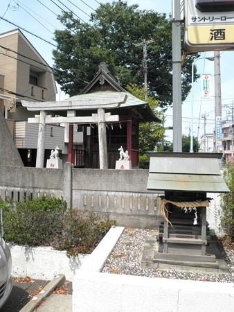 高千穂稲荷神社(狛江_田中橋交差点)-01